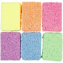Soft Foam Assortiment 10g 6 Dozen