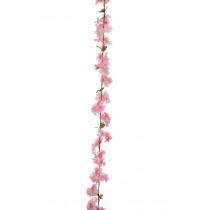Slinger Met Kersenbloesems 130cm Roze