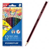 Kleurpotloden Noris Color Staedtler 10+2St
