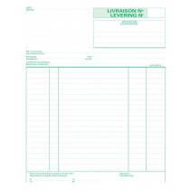 Register 210X180Mm Exacompta 53161 Leveringen Tripli Nl-Fr