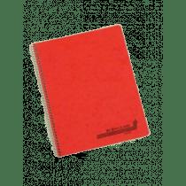 Spiraalschrift 210X165Mm Geruit5X5 60Bl