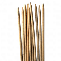 Bloemstokjes 90cm Naturel 10 Stuks