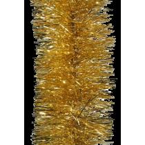 Slinger Lametta 270cm Lichtgoud