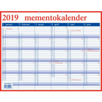 Agenda NL 33x42cm Aurora Memento