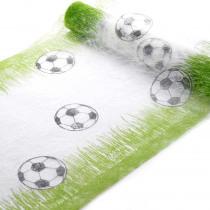 Sizoflor 5m x 30cm Groen Voetbal
