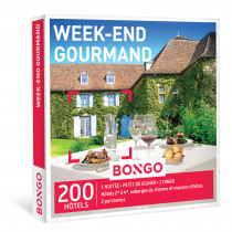 Bongo FR Weekend Gourmand