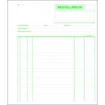 Register 210X180Mm Exacompta 33103 Bestellingen Tripli3X50 Nl