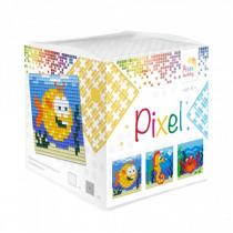 Pixelhobby Kubus Pixel Zeediertjes
