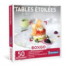 Bongo FR Tables Etoilées
