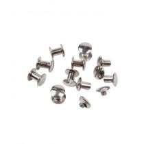 Horecafarden 5mm Zilver Korte Vijzen Voor Horecafarden 10 Stuks