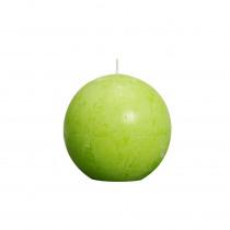 Bolsius Bolkaars Rustiek 6cm Lime 13 Branduren