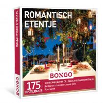 Bongo NL Romantisch Etentje