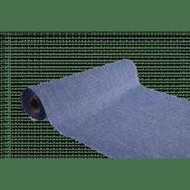 Tafelloper 5mx28cm Lichtblauw Jute