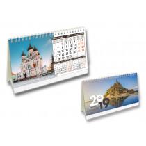 Bureaukalender 16x21cm 3-Maand Foto'S