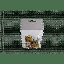 Strooigoed Vlinders Wit Goud