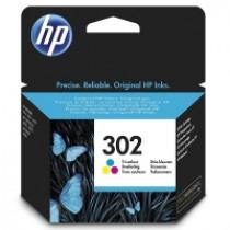 HP Inktcartridge 302 Zwart+Tricolor