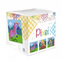 Pixelhobby Kubus Pixel Sprookje