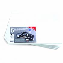 Schuimkarton 10mm Clairefontaine Wit A3 Zelfklevend