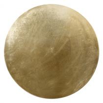 Decobord 0,5cm Goud 36cm Diameter Foil