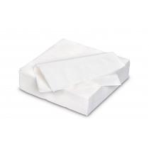 FIESTA dinner servet uni papier 40x40cm 50 stuks