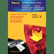 Schoonmaakvel Voor Lamineermachine Fellowes A4 10St
