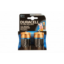 Duracell Batterijen Ultra Power D 2 Stuks