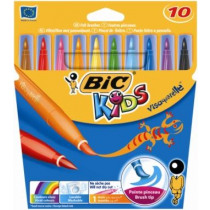 Bic Penseelstiften 5430 Kids 10 Stuks