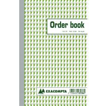 Orderbooks Ncr 210X135Mm Exacompta 3136 Dupli2X50 Gelijnd