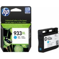 HP Inktcartridge 933XL Cyaan