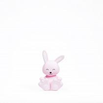 Spaarpot Mini 9cm Roze Konijn