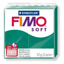 FIMO Soft Boetseerklei Smaragd