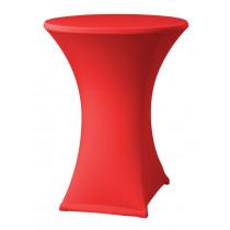 Tafelhoes Voor Statafel Rood 80cm Diameter - 85cm Diameter Samba D2