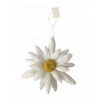 Hangdeco Bloem Wit 22cm Diameter Papier
