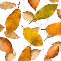 Servetten 33x33cm Golden Autumn