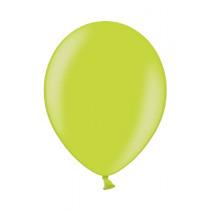 Ballon Metallic 30cm Appelgroen 8 Stuks
