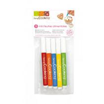 Scrap Cooking Stiften Voor Voedsel 5 Stuks