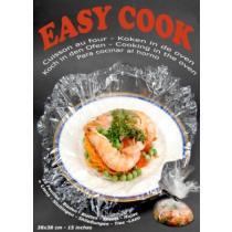 Easy Cook 38X38Cm Kookfolie Vel 25 Vellen