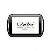 Inktkussen Colorbox Wit 63x100mm