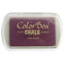 Inktkussen Colorbox Chalk Pink Pastel 63x100mm