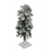 Kerstboom Met Sneeuw 45cm