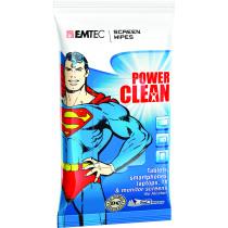 Reiniging Screen Wipes Superman 50 Stuks