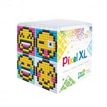 Pixelhobby XL Kubus Pixel Emoticons