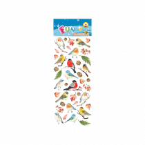 Fun Stickers Garden Birds