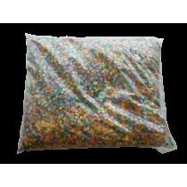 Confetti Papier Multicolor 1Kg