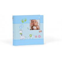 Henzo Slip-In Baby Moments Blauw 200 Foto'S