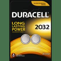 Duracell Batterijen Lithium CR2032 2 Stuks