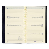 Brepols Agenda 160x95mm 6-Talig 7D/2P Vulling Interplan