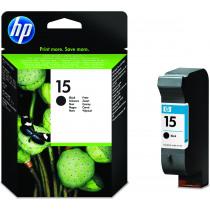 HP Inktcartridge 15 Zwart