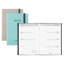 Brepols Agenda 6-Talig 7D/2P 8,1x12cm Elegance Soft
