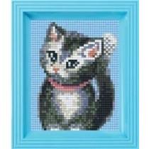 Pixelhobby Geschenkset Pixel Kat